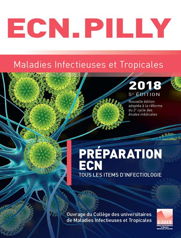 couverture de l'ECN Pilly 2018